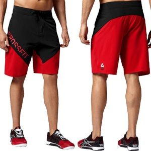 Reebok Men's CrossFit Training Shorts Size - 32